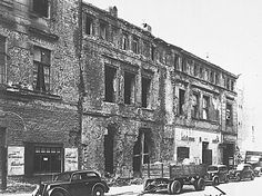 Hoher Steinweg 15, Ältestes Bürgerhaus Berlins von 1400, Ruine, nach 1945http://www.stadtbild-deutschland.org/forum/index.php?thread/260-berlin-in-alten-bildern/
