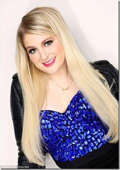 RS Notícias: Meghan Trainor, cantora, compositora e produtora n...