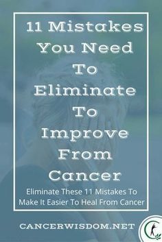 cancer mistakes, cancer misconceptions, cancer misunderstood