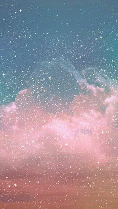 galaxy wallpaper pastel phone wallpapers A wildflowers garden. Cute Wallpaper Backgrounds, Pretty Wallpapers, Tumblr Wallpaper, Aesthetic Iphone Wallpaper, Screen Wallpaper, Phone Backgrounds, Aesthetic Wallpapers, Wallpaper Quotes, Blessed Wallpaper