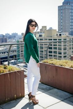 1 Girl, 4 Looks: Fashion's Top Archivist Gives Us Spring Inspiration