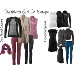 @CAbi Clothing Fall '14: Sporty Euro Travel Capsule by tammysgolden on Polyvore featuring CAbi and styleme