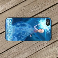 Frozen Disney Elsa for iPhone 4/4s Case  iPhone 5 by BarbaraCustom, $14.89