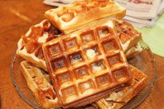 Heerlijke Wafels - Recept wafels