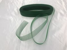 "4 yards Piece  2/"" Light Turquoise Threaded Horsehair Braid Trim 5 cm"