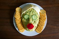 Deranged Crafts: The Spa Lady Cheese Ball - Lucky Peach Lucky Peach, Weird Food, Crazy Food, Ladies Who Lunch, Cheese Ball Recipes, Mashed Avocado, Cute Food, Holiday Recipes, Vegan Recipes