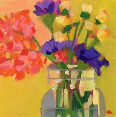 Heather Bennett Gallery of Original Fine Art Fine Art Gallery, Flowers, Painting, Art Gallery, Painting Art, Paintings, Royal Icing Flowers, Painted Canvas, Flower