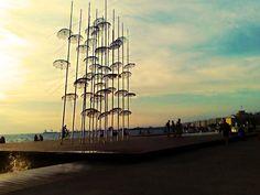 Sea, Sunset, Abstract, Artwork, Summary, Work Of Art, Auguste Rodin Artwork, The Ocean, Artworks