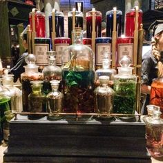 Foods to try Wizarding World of Harry Potter, Diagon Alley, Universal Studios