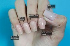 Teste do esmalte nude: veja o resultado de dez produtos clássicos - Beleza - UOL Mulher
