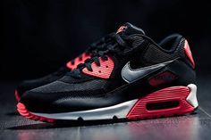 new concept 6090b 1c45d Cheap Nike Air Max 90 Essential Infrared Black Fashionable, the same  product is not the same price.