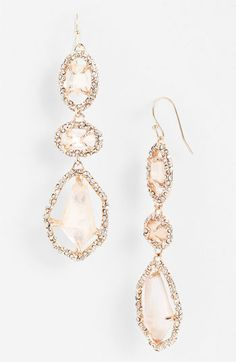 Alexis Bittar 'Miss Havisham - Bel Air' Drop Earrings available at #Nordstrom