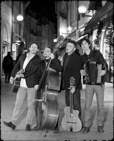 Jazz Manouche avec Swing Folie au Domaine de La TOUR
