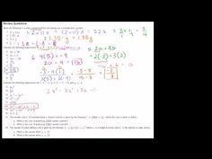 Variable Expressions Video  Give a clear explanation of variable expressions with this video from the Khan Academy.