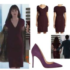 Get the Look: Anastasia Steele