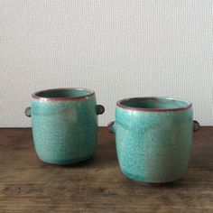 Japanese tea cups by Kusumoto Keiko