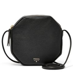 Damen Tasche - Jules Octagon Leather Crossbody