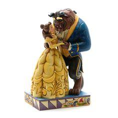 Figurine La Belle et la Bête Disney Traditions