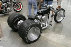 Exile Choppers Trike