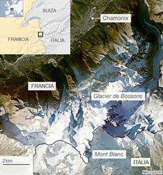 El misterio del tesoro escondido de Mont Blanc