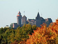 Going to Germany this summer, will be stopping in Nuremberg, where Dad's side is from.