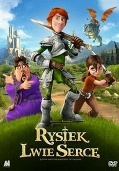 """Rysiek Lwie Serce"" (""Justin and the Knights of Valour""), reż., scen. Manuel Sicilia; scen. Matthew Jacobs. 92 min."