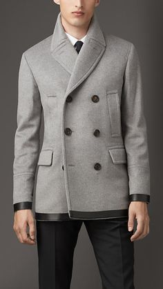 Sailor Coat wool and cashmere | Burberry