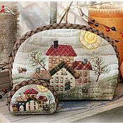 Embroidery For Beginners fbcdn-sphotos-e-a . Japanese Patchwork, Japanese Bag, Patchwork Bags, Quilted Bag, Yoko Saito, Wool Applique, Applique Quilts, House Quilts, Coin Bag