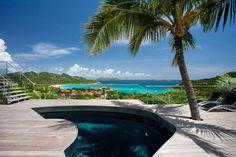 Villa Panama - Happy Villa St Barth #Stjean #seaview #caribbean