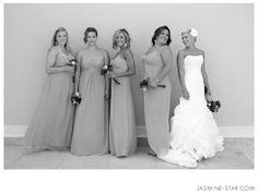 Branding Bridal Party Photos - Jasmine Star Photography Blog