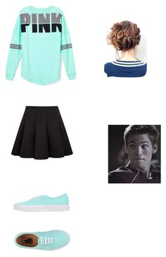 """For my sister Katie"" by molliemattingly ❤ liked on Polyvore"