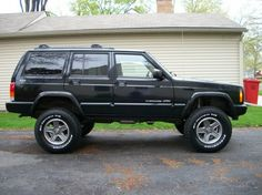 """4.5"""" and 265/75R16s - XJ Lift/Tire Setup thread - Page 17 - Jeep Cherokee Forum"""