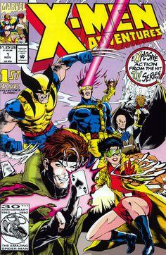 X-Men Adventures #1 ('92)