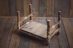 Prop de cama de madera de pino cama madera prop de cama