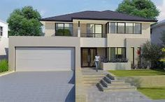 Image result for double storey gabled roof house australia