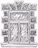 Alakerran ikkunat