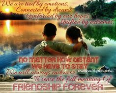 Friendship Quotes-Friends Forever