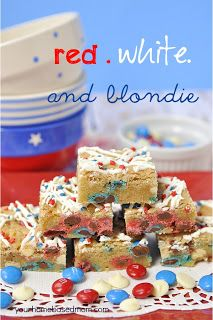 25 Fourth of July Food Ideas!