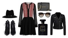 """classic winter boho chic"" by georgiaphillips on Polyvore"