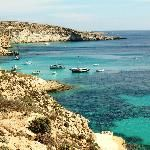 Baia dei Conigli Isola di Lampedusa.  Incredible Beaches from @Daniel Olson. Xo, Kasia #beaches  http://www.kasiasworldofrealestate.com/