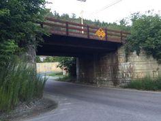 Bridgehunter.com | NECR - River Street Overpass