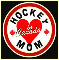 This will be me in 6 years or so! As long as baby boy likes hockey. Happy Mother S Day, Boys Like, Hockey Mom, Chicago Cubs Logo, 6 Years, Red And White, Baby Boy, Canada, Humor