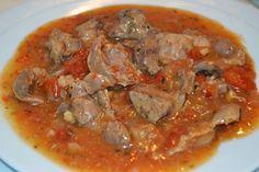 Pork Curry, Pollo Guisado, Mexican Food Recipes, Ethnic Recipes, Puerto Rican Recipes, Portuguese Recipes, Portuguese Food, Island Food, Latin Food