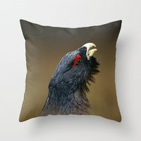 Throw Pillows by Don Hooper | Society6