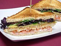 Las Recetas Fáciles de María: Los Mejores Sandwich de la Red