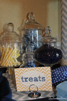 Dessert Table Design - Lisa Sammons Events