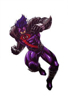 Argus by olivernome on DeviantArt Superhero Characters, Comic Book Characters, Comic Character, Comic Books Art, Character Concept, Comic Art, Character Design, Fictional Characters, Marvel Dc