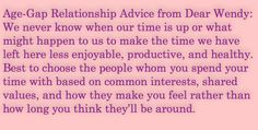 relationships tips advice what really think