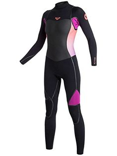 Roxy Syncro 5/4/3mm - Back Zip Wetsuit - traje integral - Mujer