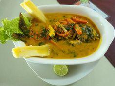 Sudado de Pescado.... comida peruana / Fish sweaty ......Peruvian food